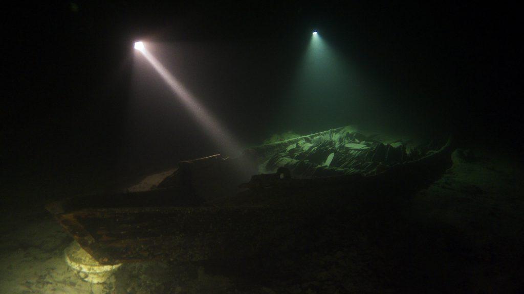 Der Beginn (m)einer Leidenschaft für die Unterwasserarchäologie